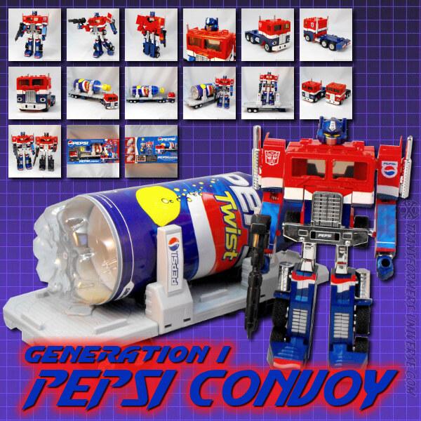 G1 Pepsi Convoy