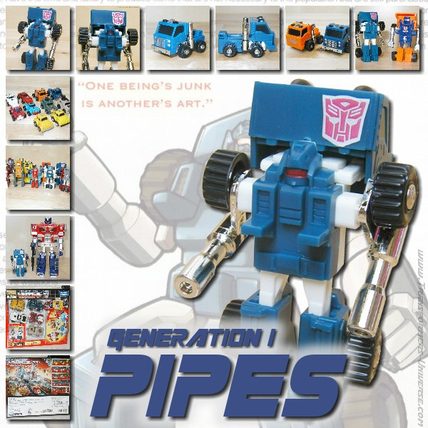 G1 Pipes (D)