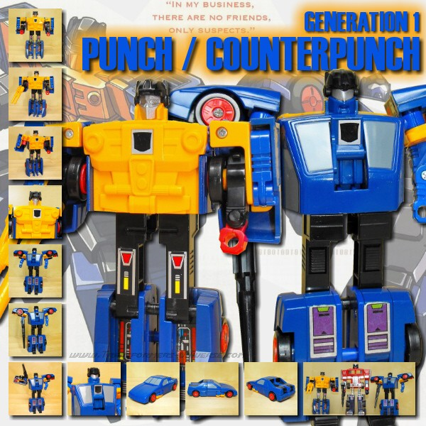G1 Punch / Counterpunch