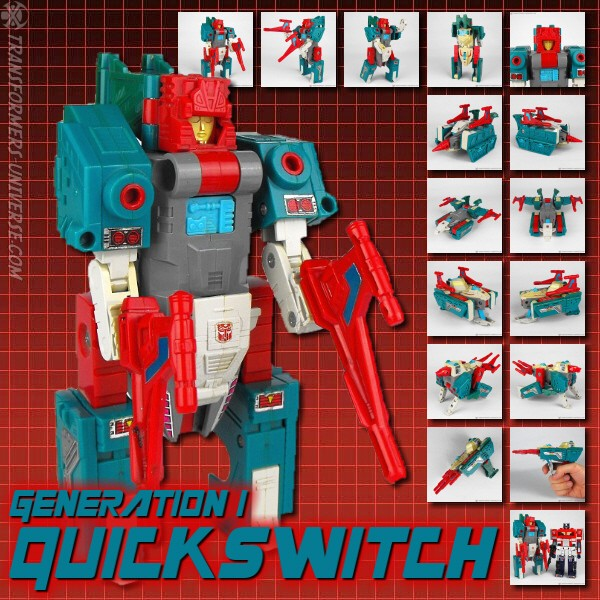 G1 Quickswitch