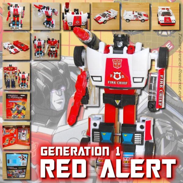 G1 Red Alert