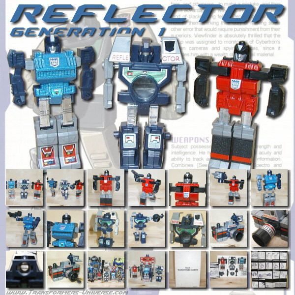 G1 Reflector
