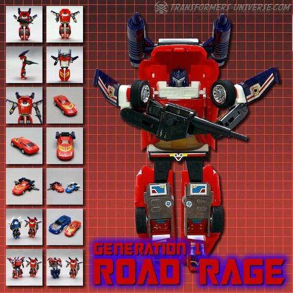 G1 Road Rage