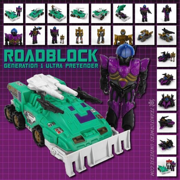 G1 Roadblock