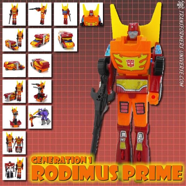 G1 Rodimus Prime