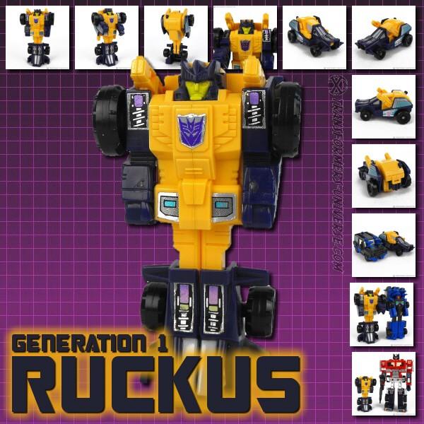 G1 Ruckus