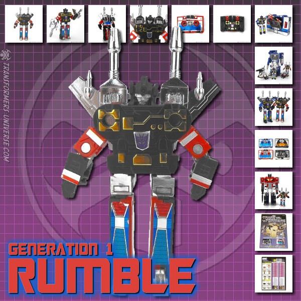 G1 Rumble