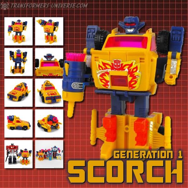 G1 Scorch
