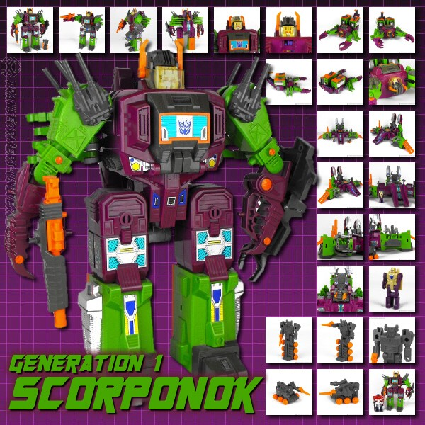 G1 Scorponok