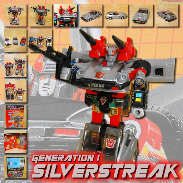 G1 Reissues Commemorative Series Silverstreak (2002)