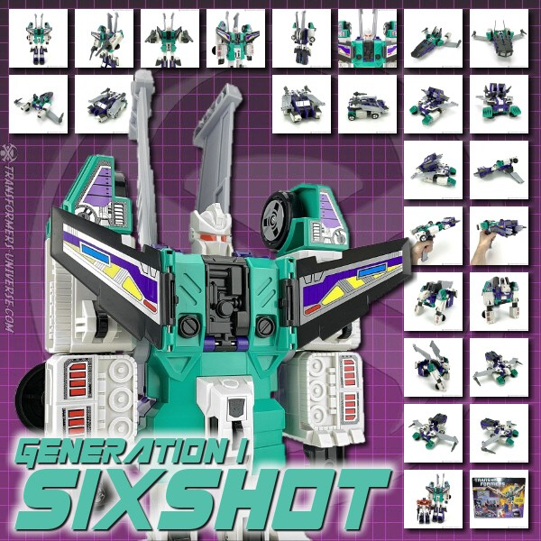 G1 Sixshot