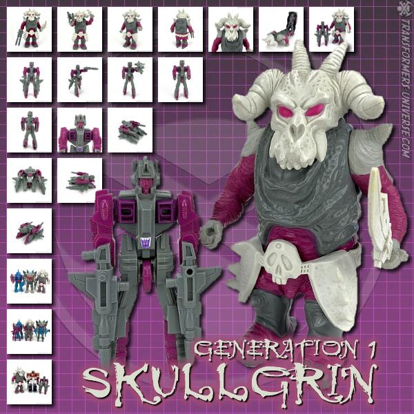 G1 Skullgrin