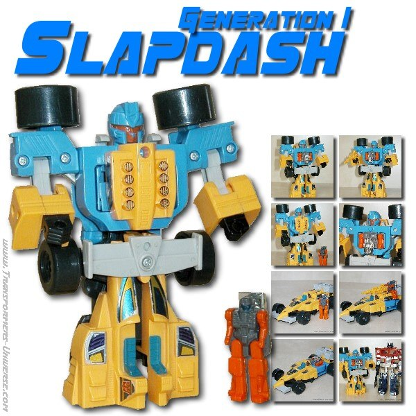 G1 Slapdash