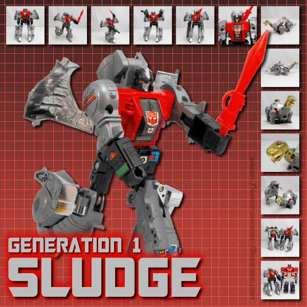 G1 Sludge