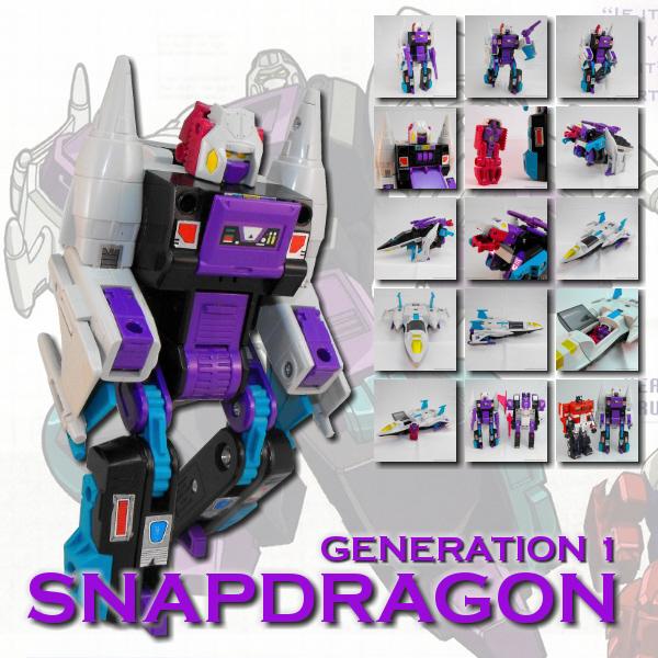 G1 Snapdragon (D)