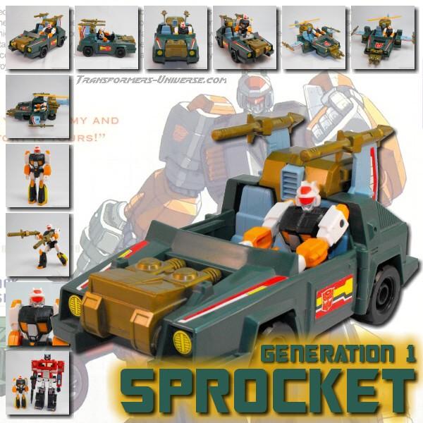 G1 Sprocket