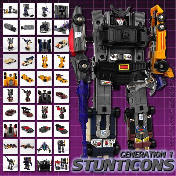 G1 Stunticons