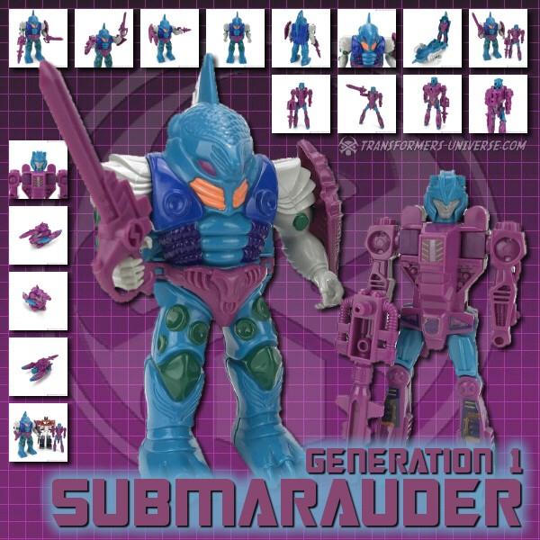 G1 Submarauder