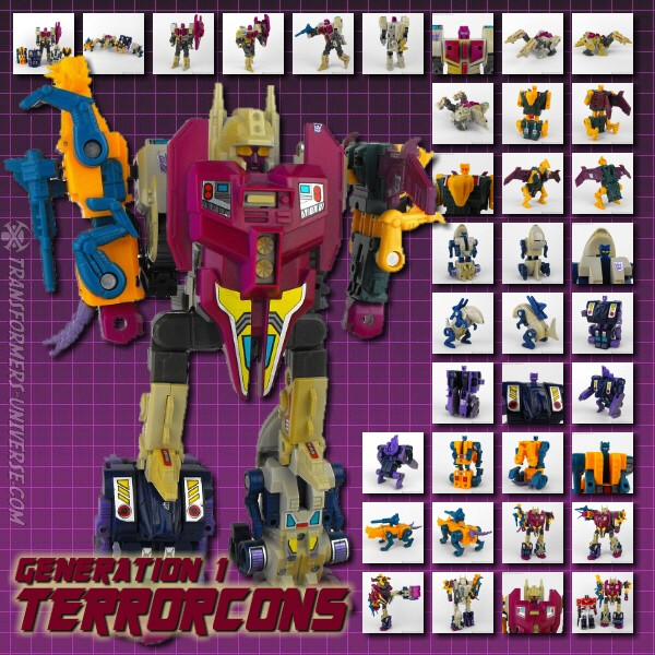 G1 Terrorcons