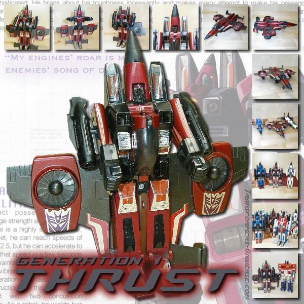 G1 Thrust