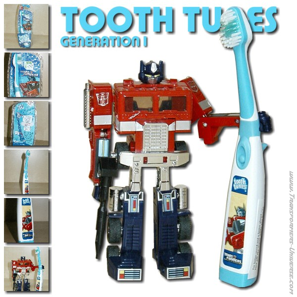 G1 Tooth Tunes