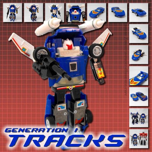 G1 Tracks
