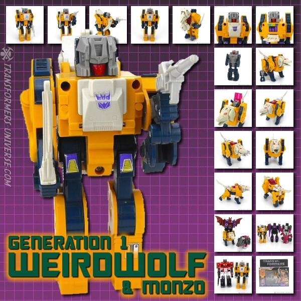 G1 Weirdwolf