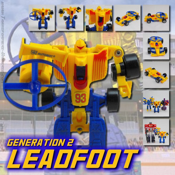 Generation 2  Leadfoot (1994)