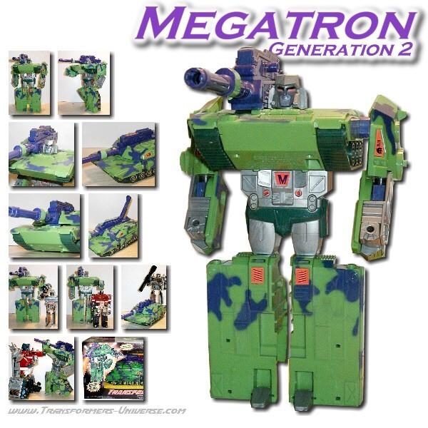 G2 Megatron
