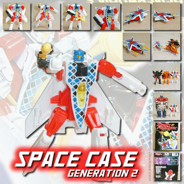 Generation 2  Space Case (1995)