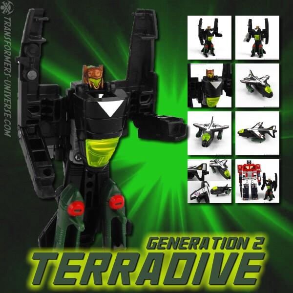 G2 Terradive