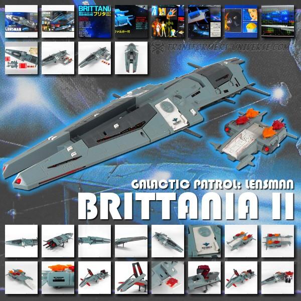 Galactic Patrol Lensman: Brittania II