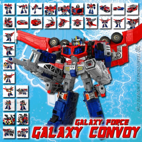 Galaxy-Force GC-01 Galaxy Convoy