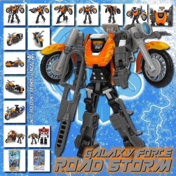 Galaxy-Force GD-12 Road Storm