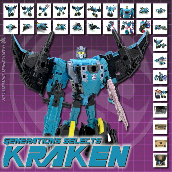 Generations Selects  Kraken (2020)