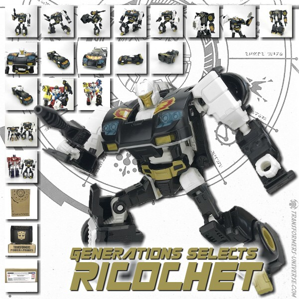 Generations Selects Ricochet