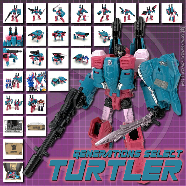 Generations Selects Turtler