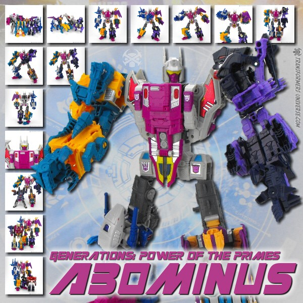 Power of the Primes Abominus