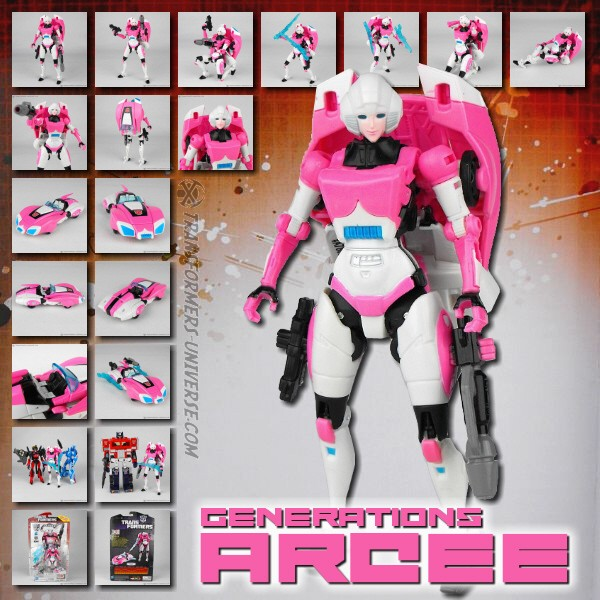 Generations Thrilling 30 Arcee (2014)