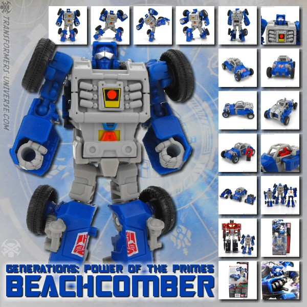 Power of the Primes Beachcomber