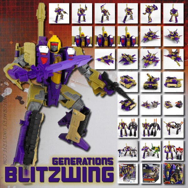 Generations Blitzwing