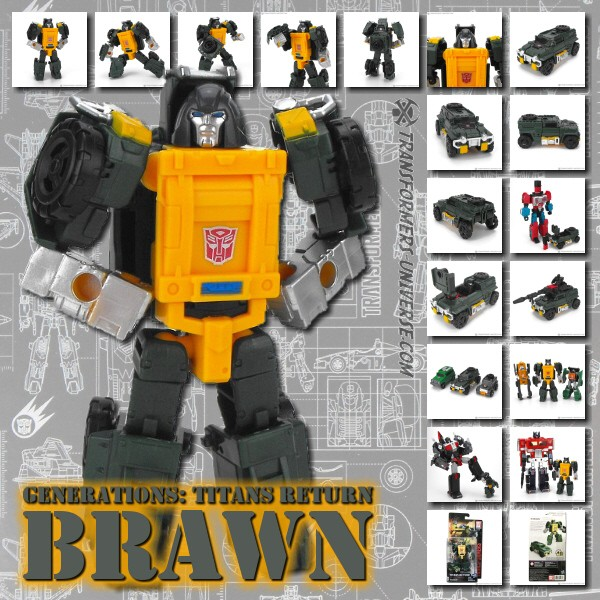 Titans Return Brawn