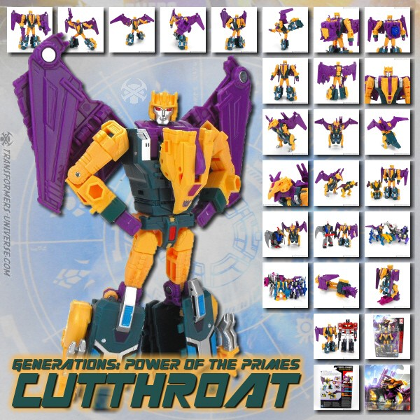 Power of the Primes  Cutthroat (2018)