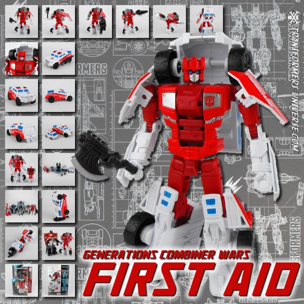 Generations First Aid