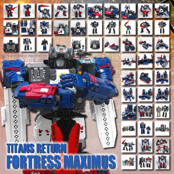 Titans Return Fortress Maximus
