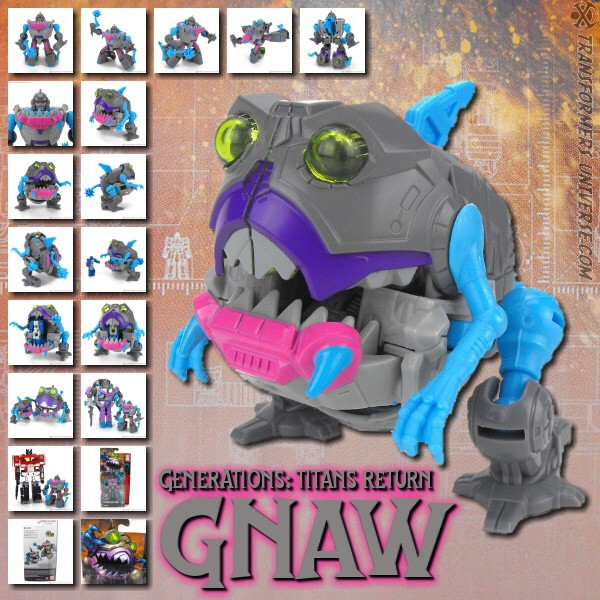 Titans Return Gnaw