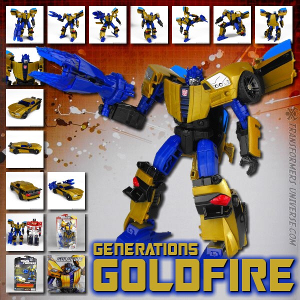 Generations Thrilling 30 Goldfire (2014)
