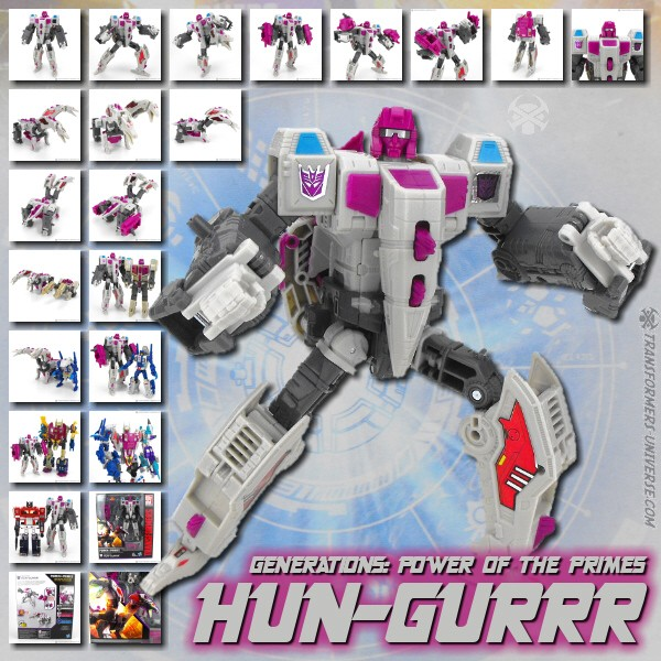Power of the Primes Hun-Gurrr