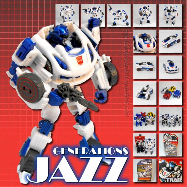 Generations Fall of Cybertron Jazz (2012)
