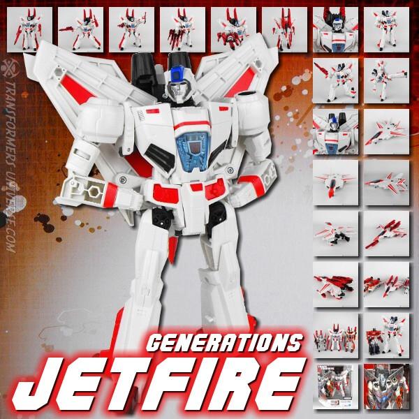Generations Jetfire